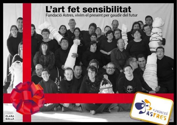 Astres-art_fet_sensibilitat_calendari_fundacio_astres_2012