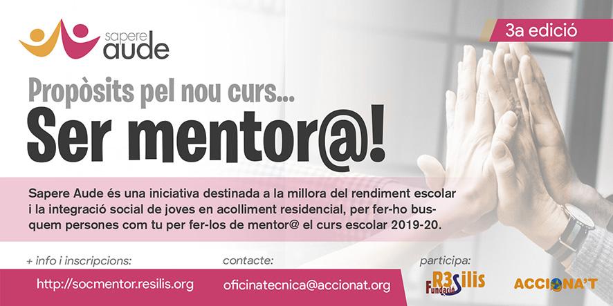Vull ser mentor@!