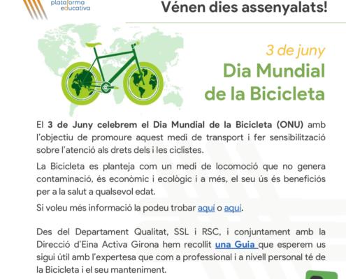 dia mundial bicicleta 2021